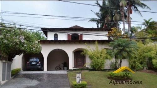 Casa A Venda No Bairro Alphaville Residencial Dois Em - Vpr2-82-1