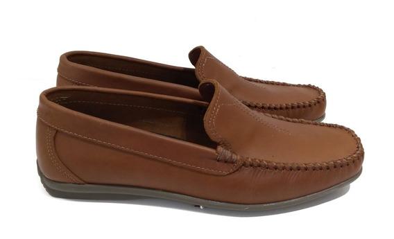 Zapato Hombre Cuero Base Cocida