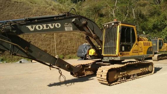 Escavadeira - Volvo - Ec210 - 2009