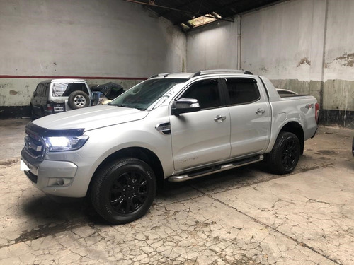 Ford Ranger Limited Automatica 2017