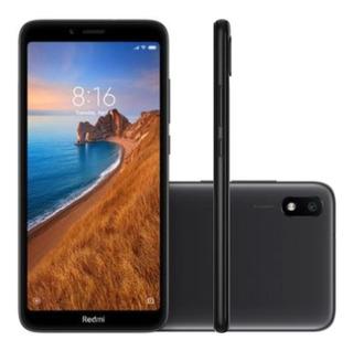 Celular Xiaomi Redmi - 7a - 2gb-32gb Tela De 5.45 + Pelicula