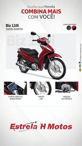 Consórcio Solução - Honda Biz 110i