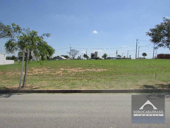 Terreno À Venda, 160 M² Por R$ 105.000,00 - Condomínio Terras De São Francisco - Sorocaba/sp - Te0098