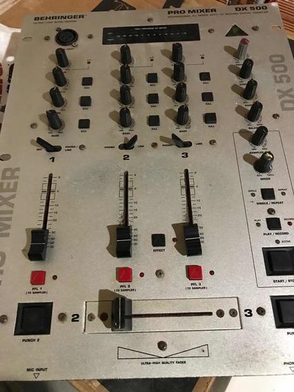 Mixer Behringer E Potencia Cygnus