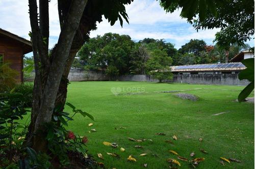 Terreno Em Condomínio Fechado Com, 1450 M² Planos- Piratininga - Te4928