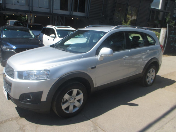 Chevrolet Captiva 5 Lt Sa 2.4l Fwd 6at 2016