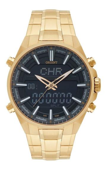 Relógio Orient Anadigi Mgssa003 P1kx