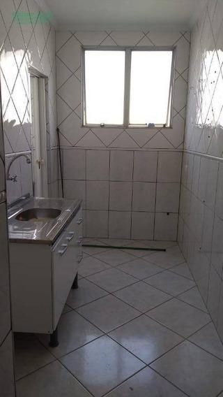 Apartamento Com 2 Dormitórios Para Alugar, 60 M² Por R$ 1.000,00 - Gopoúva - Guarulhos/sp. - Ap2057