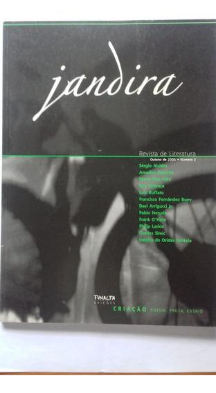 Jandira Revista De Literatura Outono De 2005 Número 2