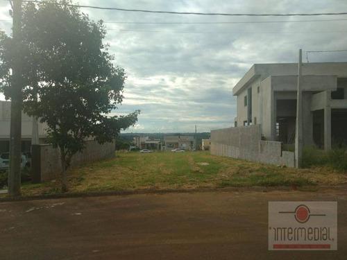 Imagem 1 de 11 de Terreno À Venda, 513 M² Por R$ 155.000,00 - Residencial Haras Inga Mirim - Boituva/sp - Te1274