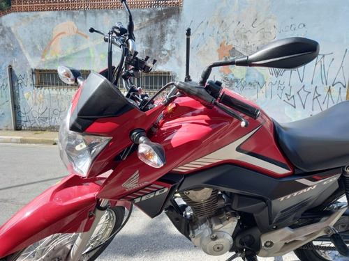 Imagem 1 de 10 de Honda, Cg 160 Titan