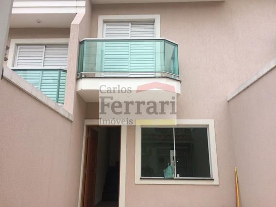Excelente Sobrado Residencial - Cf15842