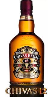 Whisky Chivas Regal - 750 Cm3 - Rosario - Funes