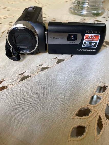 Camera/filmadora Sony Modelo Dcr-pj5 Ótimo Estado