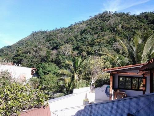 Casa Com 4 Dormitórios À Venda, 310 M² Por R$ 1.350.000,00 - Itacoatiara - Niterói/rj - Ca0623