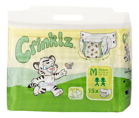 Crinklz Original Mediano (pañales Abdl Para Adultos)