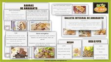 Botanas De Amaranto (churritos, Galletas, Obleas) Y Más...