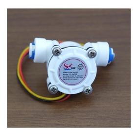 Sensor Medidor De Fluxo Água 1/4 0.3-6l 0.8mpa Arduino