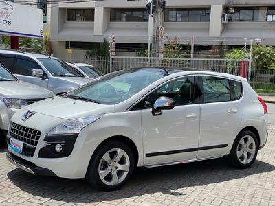Peugeot 3008 Griffe 1.6 Thp Aut. 2013 Top De Linha Novo
