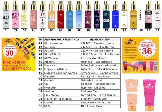Perfumes Importados E Duração De 24 Horas À 48 Horas