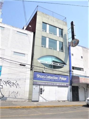 Imagen 1 de 23 de Cer9865, Centro, Naucalpan, Edificio En Renta