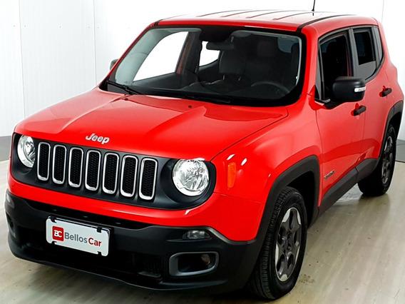 Jeep Renegade 1.8 16v Flex Sport 4p Automático 2015/2016