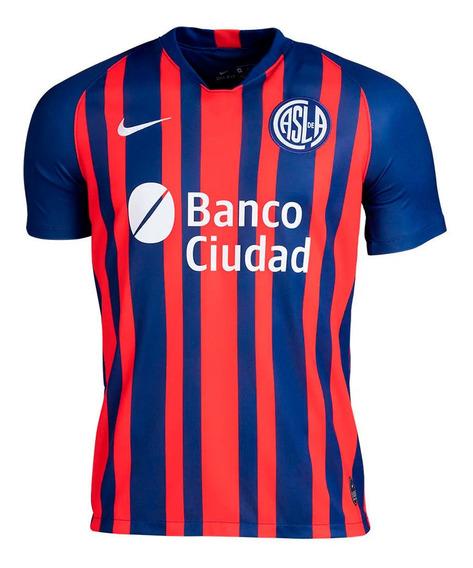 Camiseta Oficial Nike San Lorenzo 7584