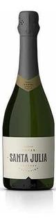 Champagne Espumante Santa Julia Tucumán