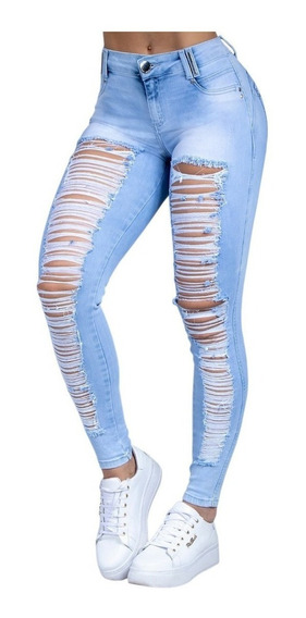 Calça Pit Bull Pitbull Pit Bul Jeans Feminina Original Lançamento