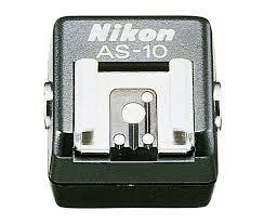 Adaptador De Flash Multi-ttl Nikon As-10 Original