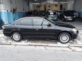 Honda Civic Lxl 1.7 2003 Automatico
