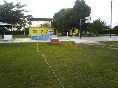 H.a Terreno En Venta Con Casa De Campo En Santa Isabel
