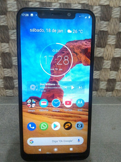 Motorola One, 5.9 , Dual Chip, Android 9, 64gb, 4gb(ram)
