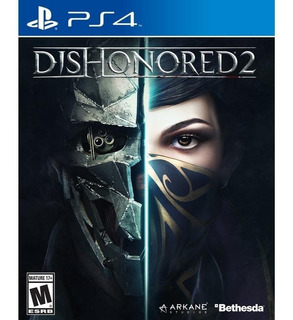 Dishonored 2 Ps4 - Prophone