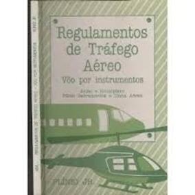 Livro Regulamentos De Tráfego Aéreo Plínio Jr.