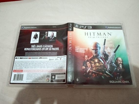 Hitman: Hd Trilogy Ps3 Play3 44#