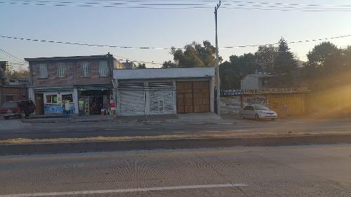 Casa Con Locales Comerciales En Santa Inés, Texcoco