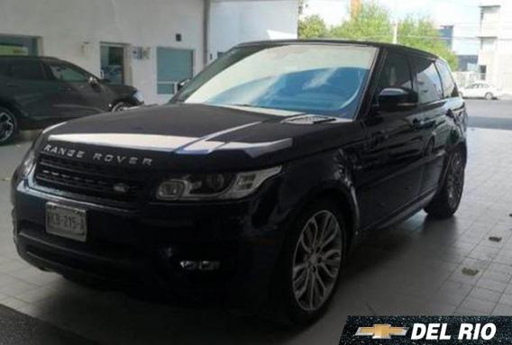 Land Rover Range Rover Sport Sport Hse Dynamic V6 2015