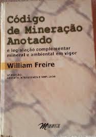 Livro Código De Mineração Anotado