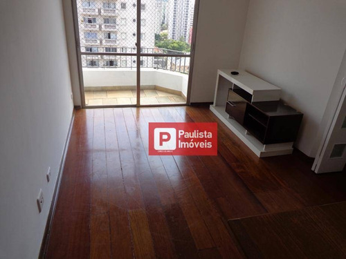 Apartamento Com 2 Dormitórios À Venda, 68 M² Por R$ 560.000,00 - Campo Belo - São Paulo/sp - Ap29378