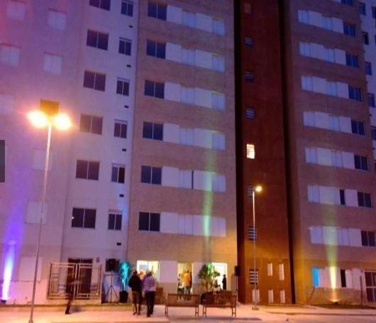 Apartamento Em São Mateus - 2 Dorm. 1 Vaga - Ragueb Choff