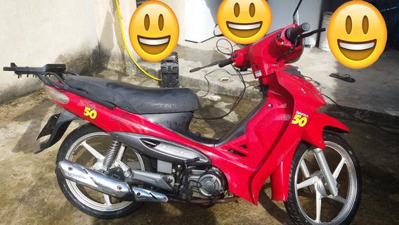 Moto Dafra Zig 50 Cc
