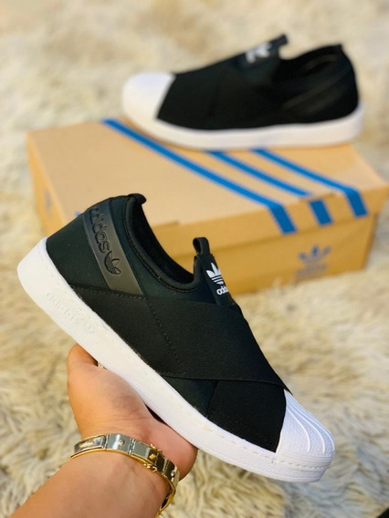 Tênis adidas Superstar Slip-on - Cod. 0011