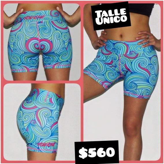 Calzas Touche Originales Shorts - Ultimos Modelos