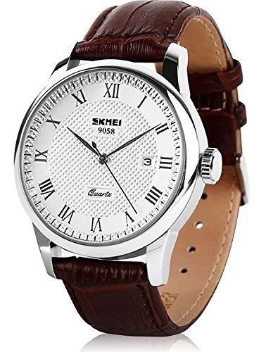 Reloj De Cuarzo Para Hombre Estilo Casual