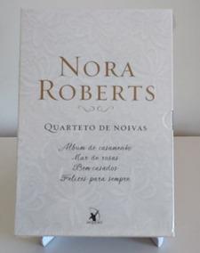 Box Quarteto De Noivas (4 Livros - Lacrado)