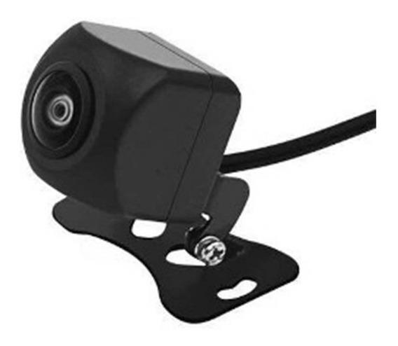 Câmera Frontal Automotiva Olho De Peixe 180 Carro Onibus Van