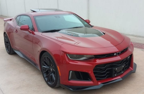Chevrolet Camaro 6.2 Zl1 At 2019