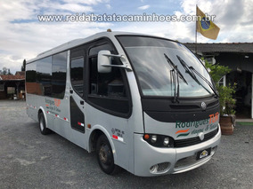 Micro Ônibus Caio Piccolino 25 Lugares Ar Cond. Revisado Mwm