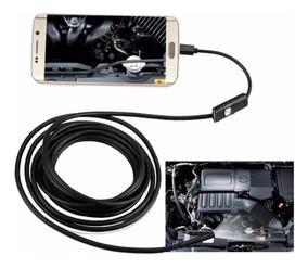 Câmera Inspeção Sonda Endoscópica 6 Led Android / Pc 1,5 V8